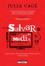 Salvar os média