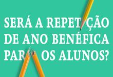 Será a repetição de ano benéfica para os alunos? : resultados para Portugal