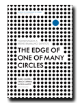 The edge of one many circles