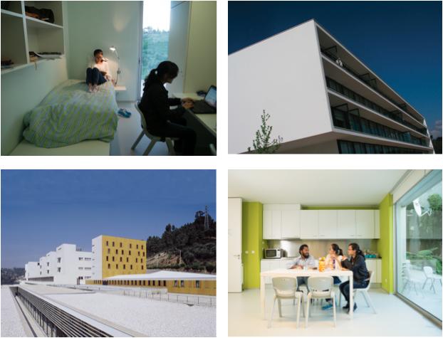 4 fotos residencia UC