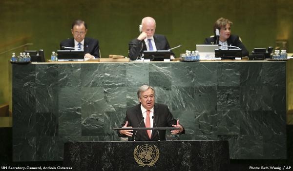 Guterres UN