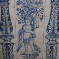 Pormenor de painel de azulejos | <i>Detail of tile panel</i>