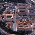 Vista aérea do do Colégio de Jesus | <i>Aerial view of Jesus College</i>