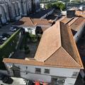 Vista do Pátio   <i>View of the courtyard</i>