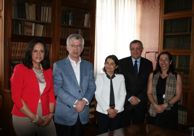 Acordo com a Universidade Aberta_foto